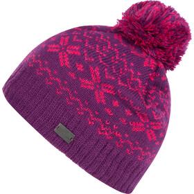 Regatta Snowflake II - Accesorios para la cabeza Niños - rosa/violeta